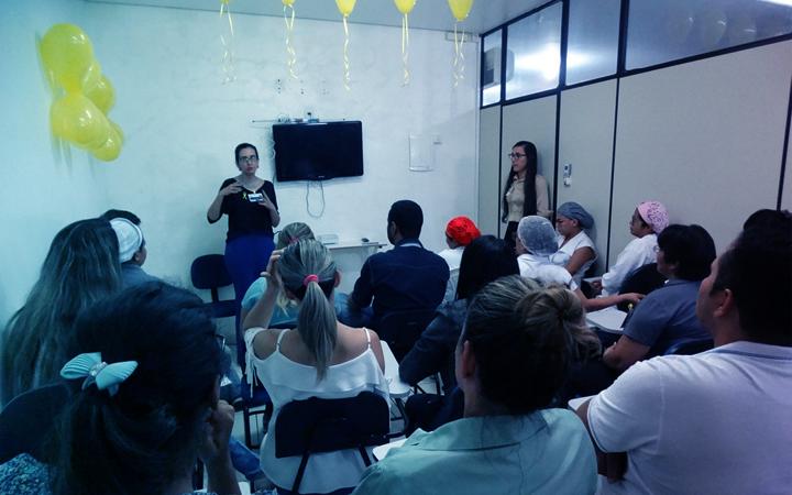 Setembro Amarelo do IBGH teve palestra sobre prevenção ao suicídio