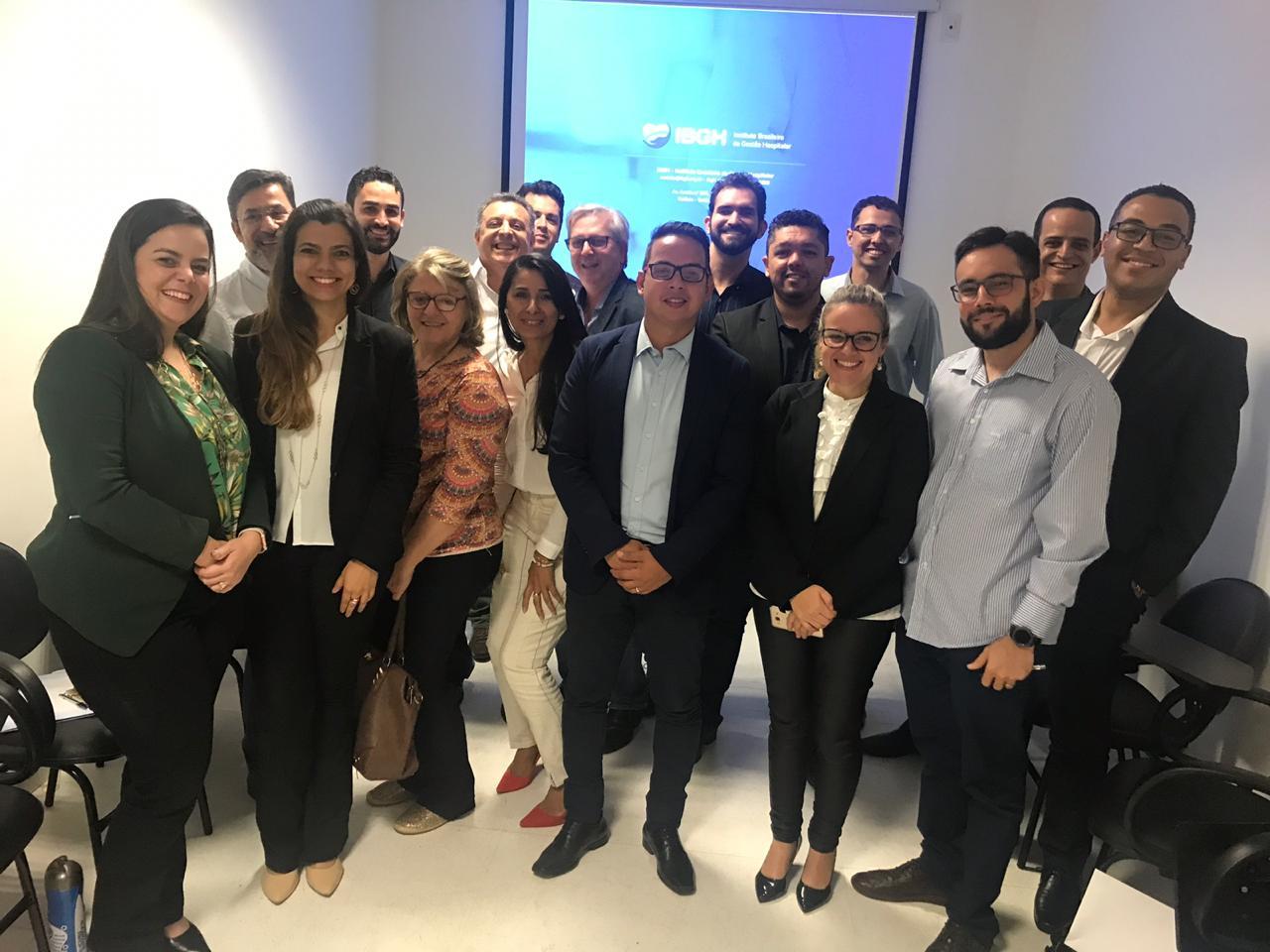 Encontro do IBGH reúne diretores de unidades hospitalares de todo o Brasil