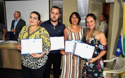 HEJA recebe homenagem do Conselho Regional de Enfermagem