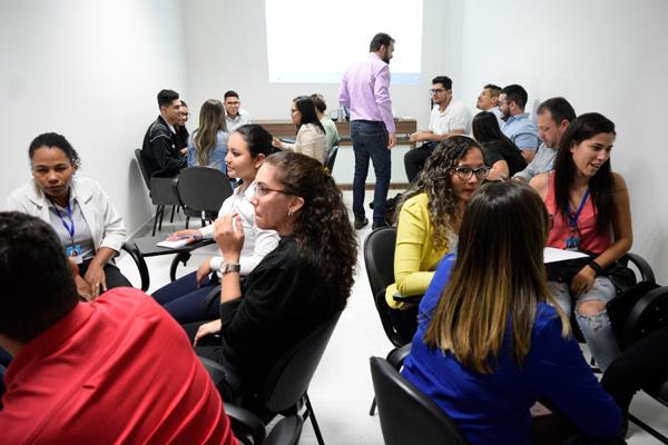 Treinamento tem foco na análise de casos e criação de soluções