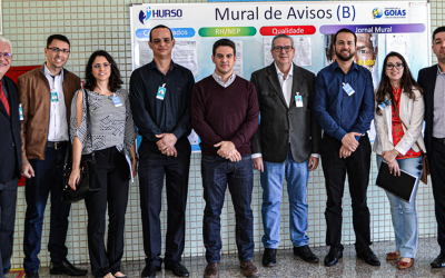 Ismael Alexandrino realiza visita técnica em Hospitais administrados pelo IBGH
