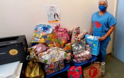 Centro de Atendimento Clínico Covid-19 Zona Sul comemora Dia das Crianças